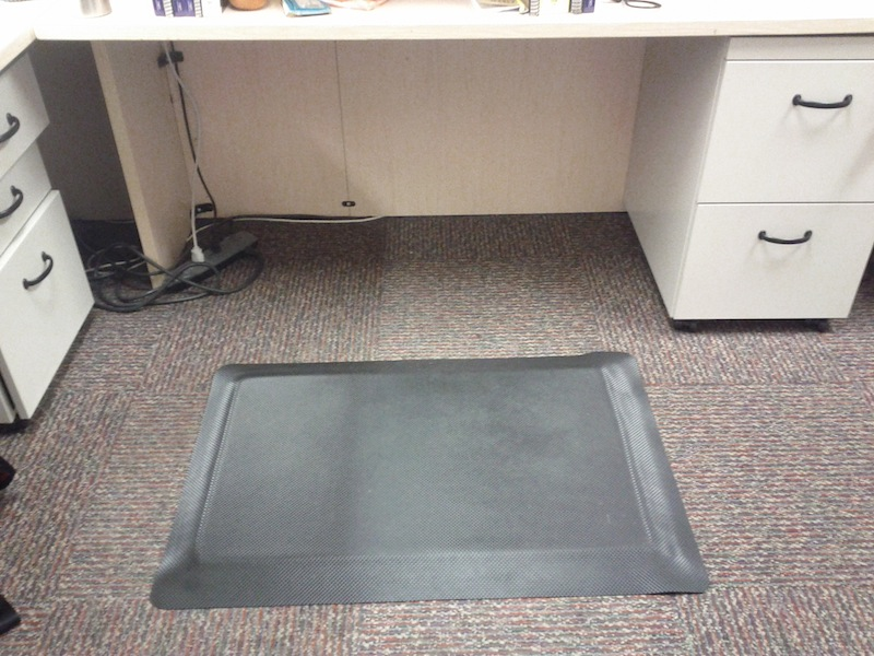 Anti-fatigue mat